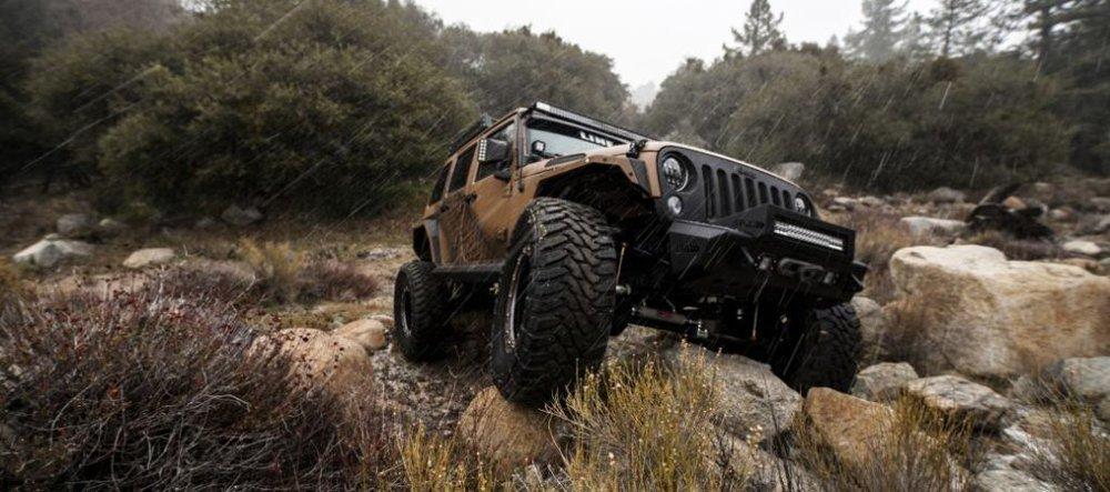 3D Jeep Rock Krawler - Tampa off-road