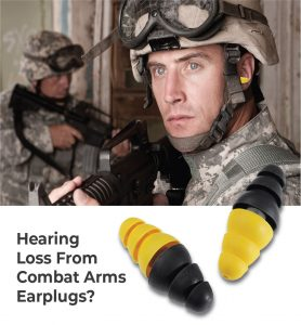 Defective 3M Combat Earplugs Lawsuit