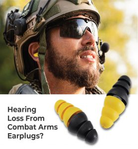 Combat Earplugs Lawsuit