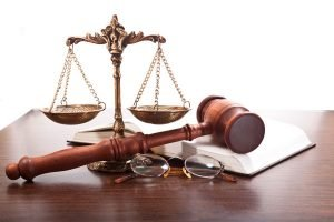hammer, scale and gavel