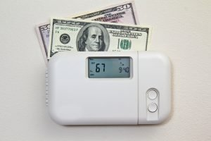St. George heating bills