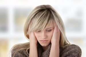 Anxious Woman - Anxiety and the Endocannabinoid System