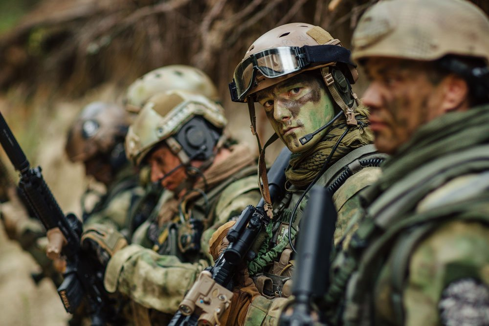 Special Forces Soldiers - DUAL-ENDED EARPLUG LAWSUIT