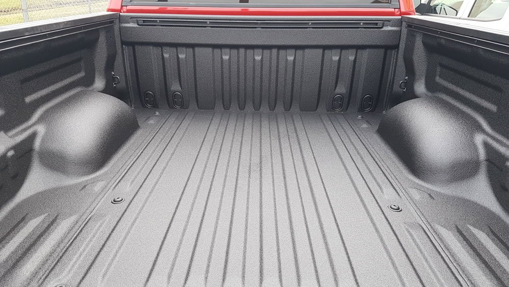 LINE-X Spray-on bed liner