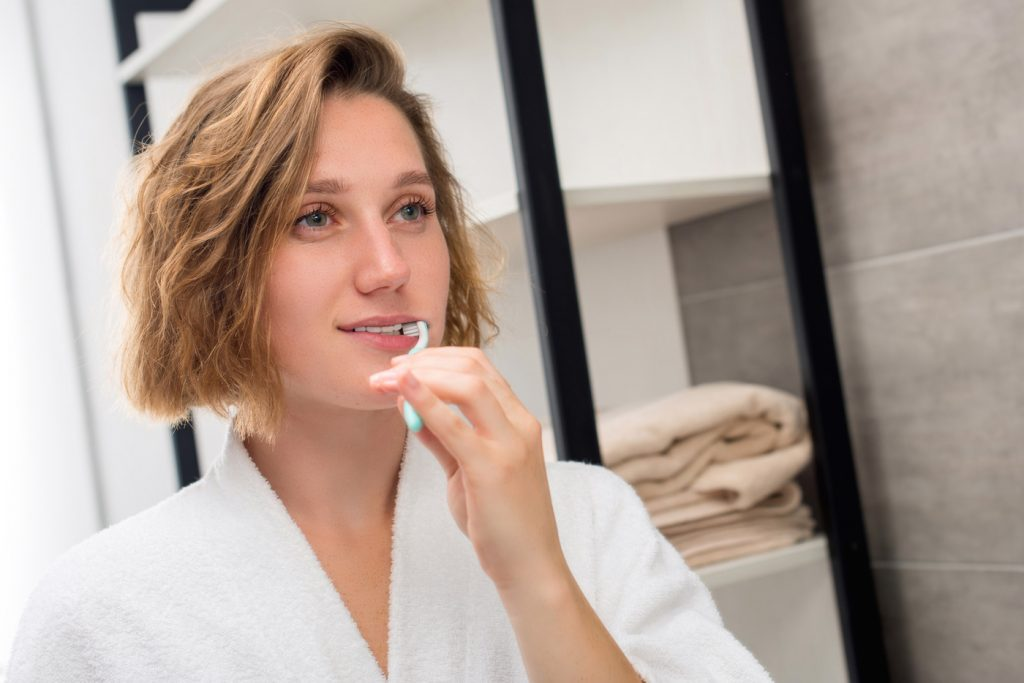 Possible to Brush Your Teeth Too Often