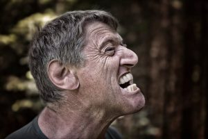 Man with TMJ pain - Idaho Falls TMJ treatment
